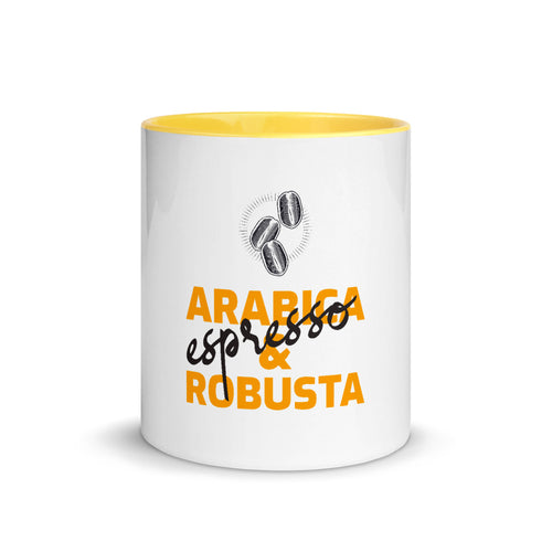 Premium Mug - Arabica & robusta espresso - Caffeination World