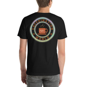 Coffee rocks - Premium Tee - Caffeination World