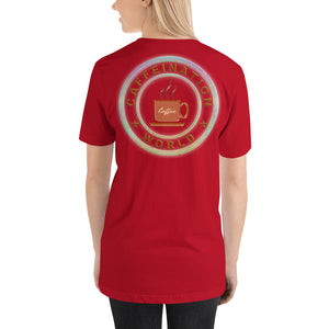 Coffee definition - Premium Tee - Caffeination World