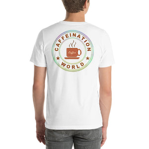 Hot coffee - Premium Tee - Caffeination World