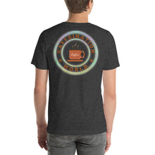 Load image into Gallery viewer, Even better than the real thing - Premium Tee - Caffeination World