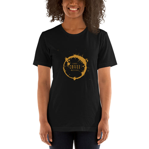 Good coffee matters - Premium Tee - Caffeination World