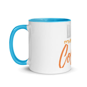 Premium Mug - Dad powered by coffee - Caffeination World