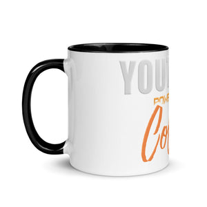 Premium Mug - YouTuber powered by coffee - Caffeination World