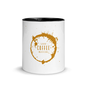 Premium Mug - Good coffee matters - Caffeination World