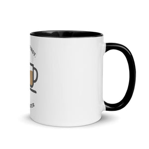 Premium Mug - Coffee first, talk later - Caffeination World