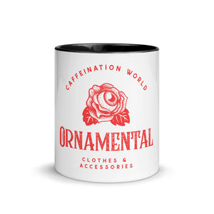 Premium Mug - Ornamental - Caffeination World - Caffeination World