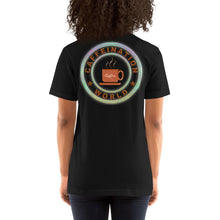 Load image into Gallery viewer, Good coffee matters - Premium Tee - Caffeination World