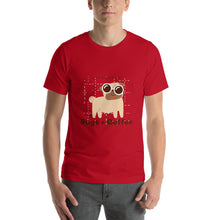 Load image into Gallery viewer, Pugs and coffee lifestyle - Premium Tee - Caffeination World