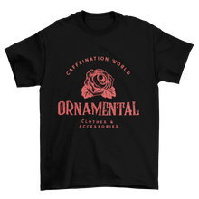 Load image into Gallery viewer, Ornamental - Premium Tee - Caffeination World