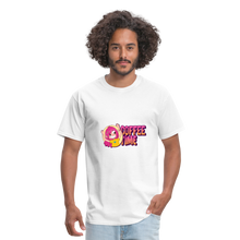 Load image into Gallery viewer, Coffee time - Classic T-shirt - Caffeination World