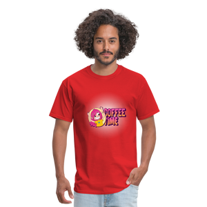 Coffee time - Classic T-shirt - Caffeination World