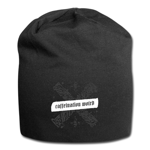 Caffeination World X - Jersey Beanie - Caffeination World