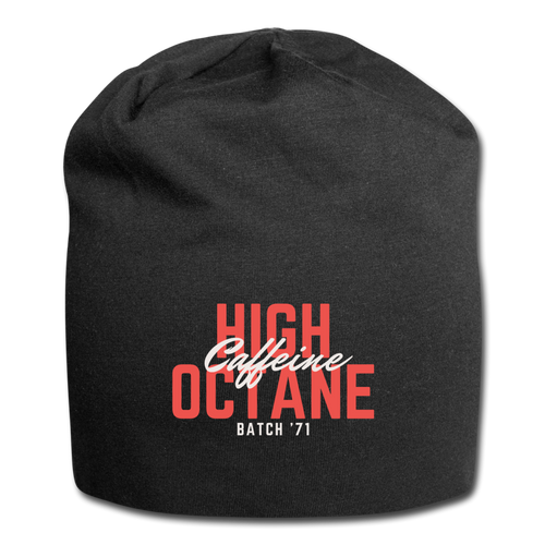 High-octane caffeine - Jersey Beanie - Caffeination World