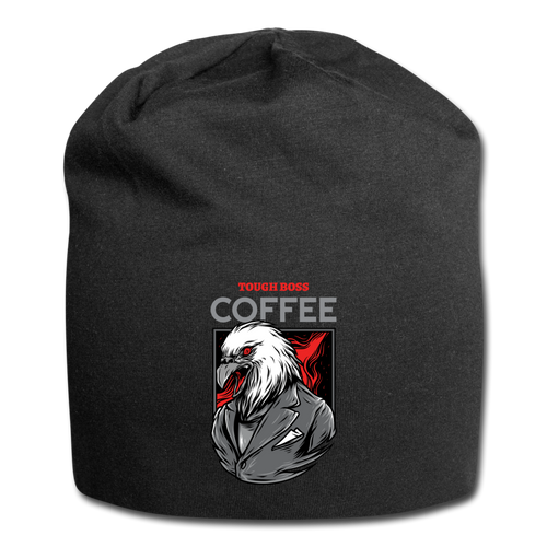 Tought boss - Jersey Beanie - Caffeination World