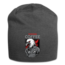 Load image into Gallery viewer, Tought boss - Jersey Beanie - Caffeination World