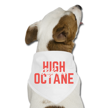 Load image into Gallery viewer, High-octane caffeine - Dog Bandana - Caffeination World