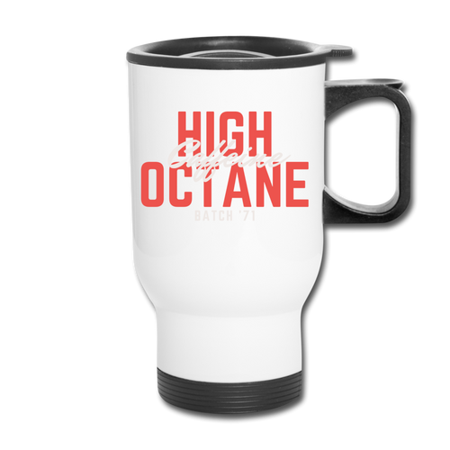 High-octane caffeine - Travel Mug - Caffeination World