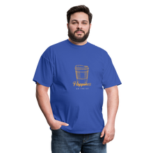 Load image into Gallery viewer, Happiness on the go - Classic Tee - Caffeination World
