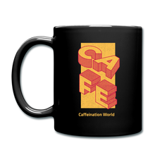 Load image into Gallery viewer, Cafe - Full Color Mug - Caffeination World