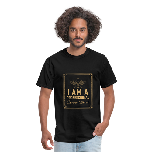 Professional coffee connoisseur - Classic T-shirt - Caffeination World