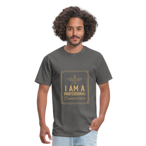 Professional coffee connoisseur - Classic Tee - Caffeination World
