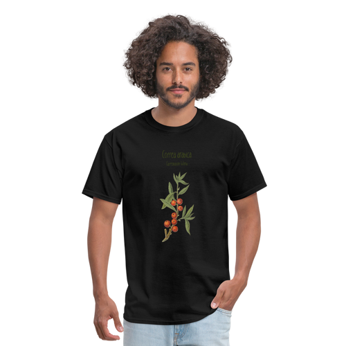 Coffea arabica - Classic T-shirt - Caffeination World