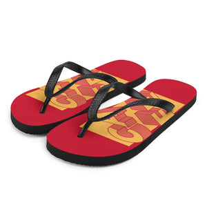 Cafe - Flip-Flops - Caffeination World