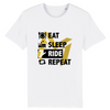 T-shirt | Eat Sleep Ride Repeat