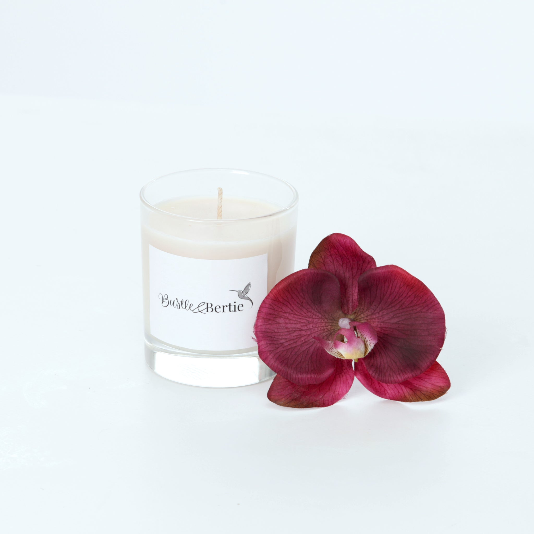 "Master Bustle ""Black Orchid"" Candle"