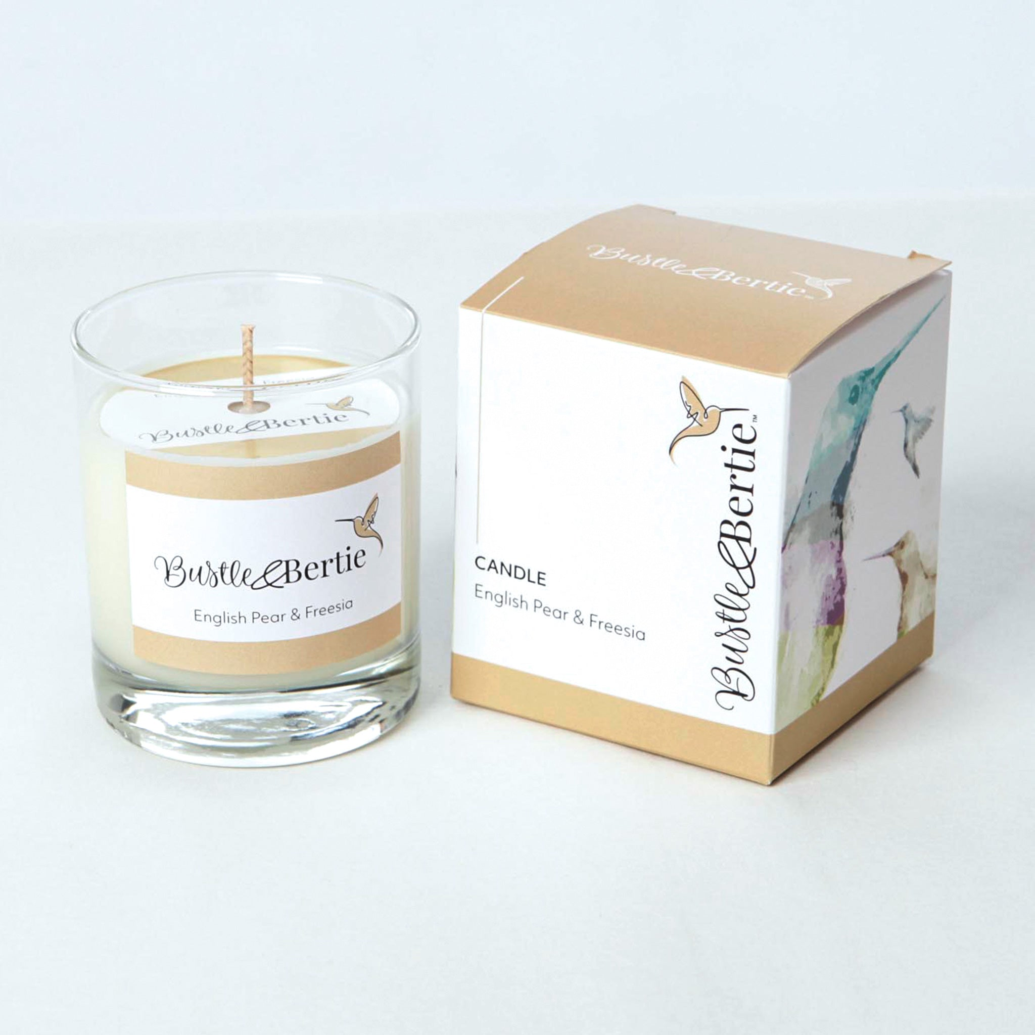 English Pear & Freesia Candle