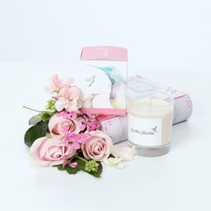 "Lady Bertie "" An English Country Garden"" Candle"
