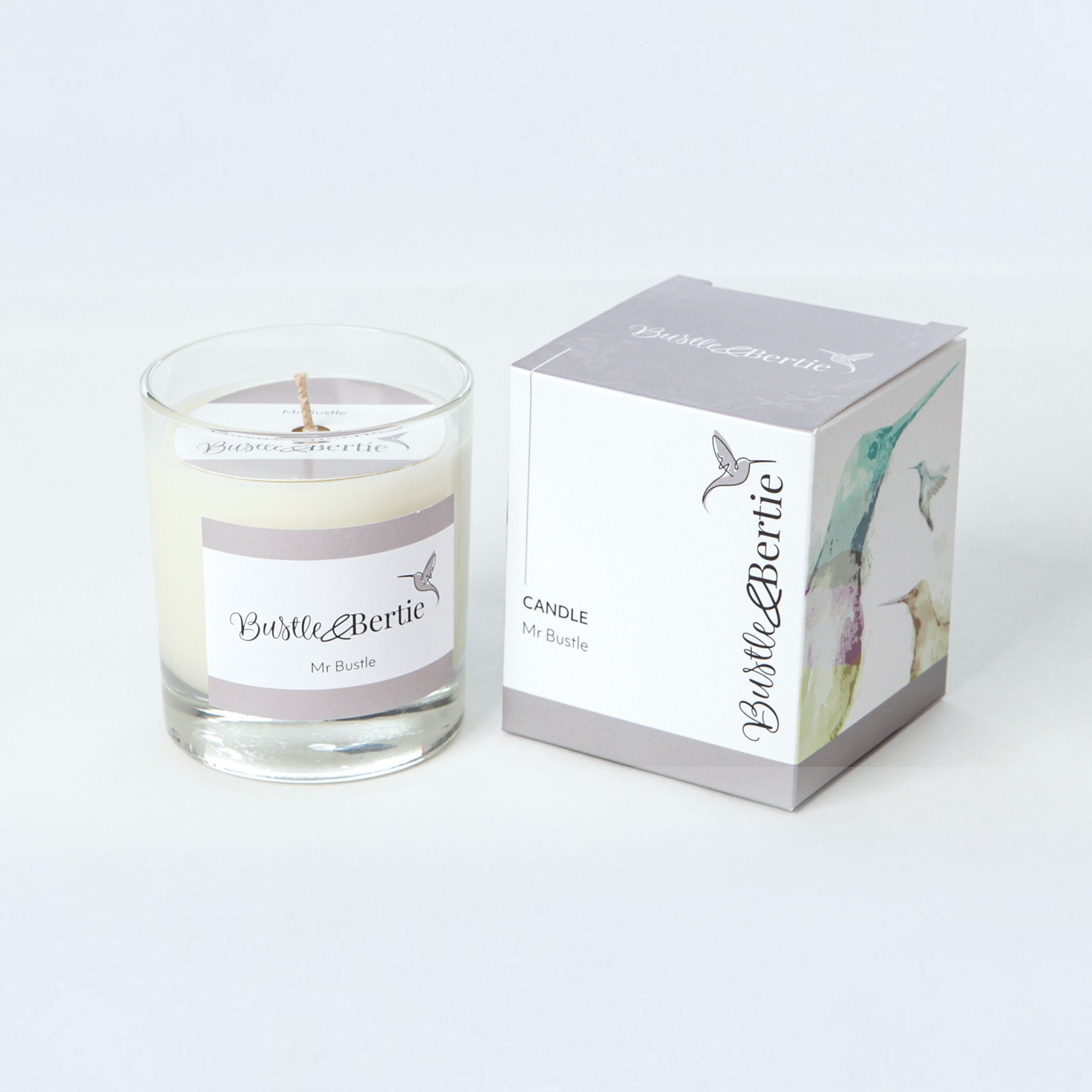 Mr Bustle Candle
