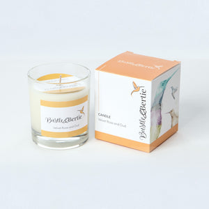 Velvet Rose & Oud Candle