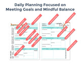 Quarter 3 2020 Mindful Mompreneur Day Planner and Goal Tracker