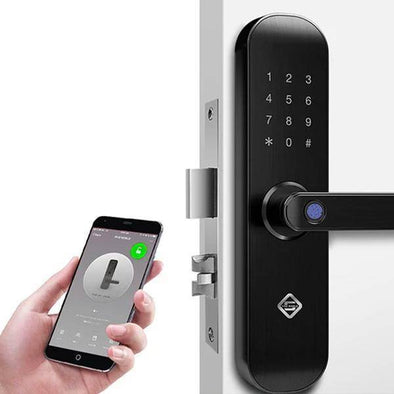 Fingerprint Door Lock - Biometric Door Lock