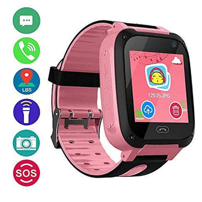 Child Tracker™ Kids GPS Smart Watch