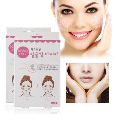 Instant Face Lift Tapes (40 Pcs)