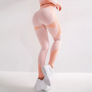 Jacquard Seamless Leggings