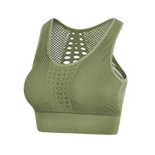 Load image into Gallery viewer, Mesh Sports Bra
