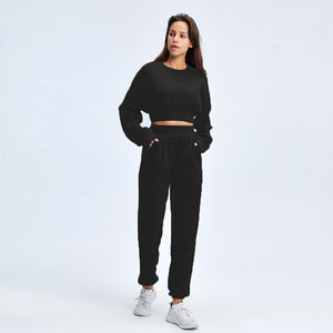 Lifestyle Ribbed Joggers