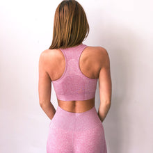Load image into Gallery viewer, Victory Seamless - Pink Marl