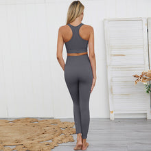 Load image into Gallery viewer, True Form Yoga Set (Leggings + Top)