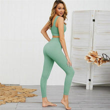 Load image into Gallery viewer, Seamless Rise Set (Leggings + Top)