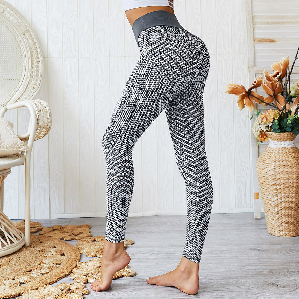 Scrunch Booty Mesh Leggings