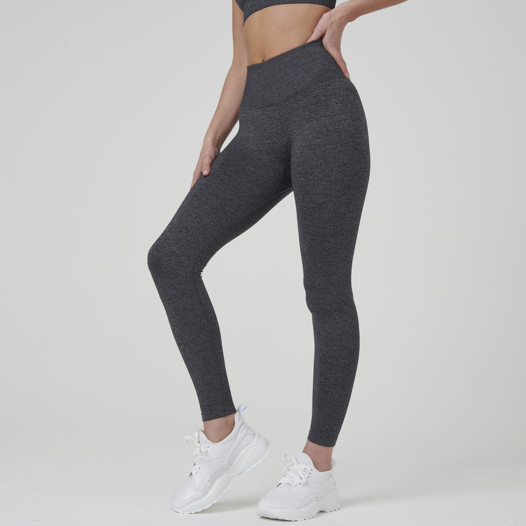 Signature Ribbed Seamless Leggings