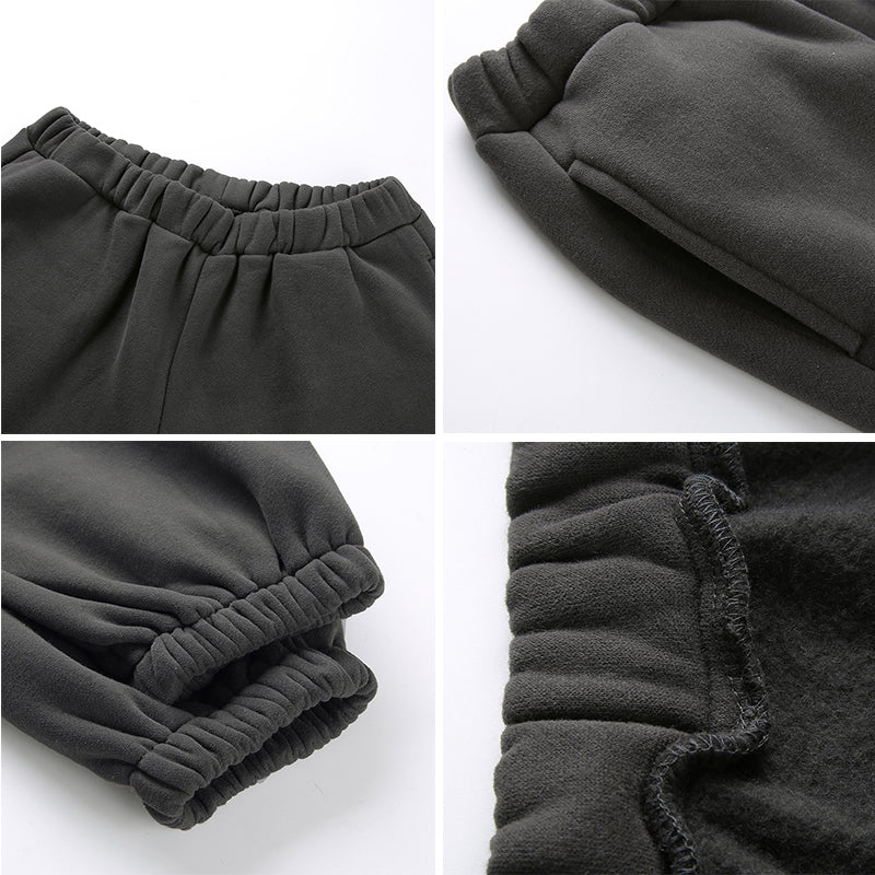 Oversized Cotton Joggers