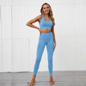 Athena Seamless Set (Leggings + Top)