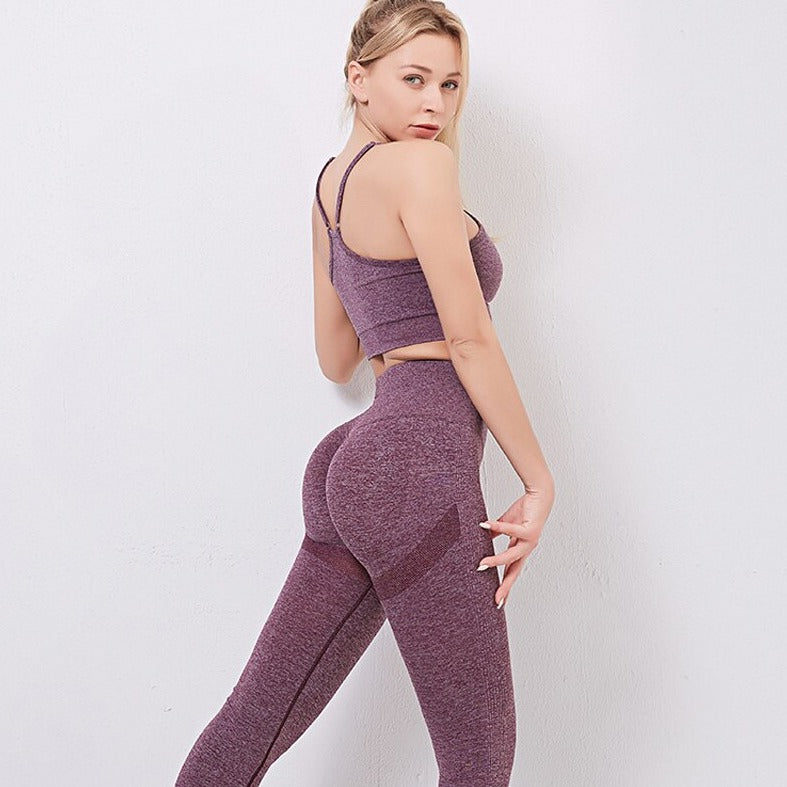 FORM Seamless Set (Leggings + Top)