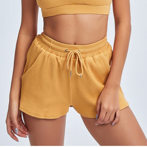 Lifestyle Ribbed Shorts